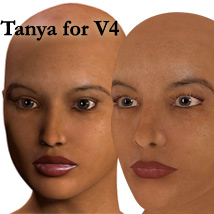 V4 to G3F Add-On pack for Texture Transformer image 4