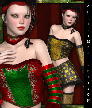 Christmas Edition for Jingler 3D Figure Essentials sandra_bonello