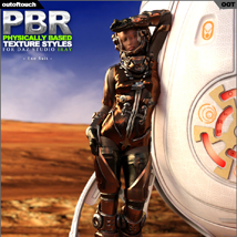 OOT PBR Texture Styles for EXO Suit image 1