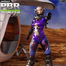 OOT PBR Texture Styles for EXO Suit image 3