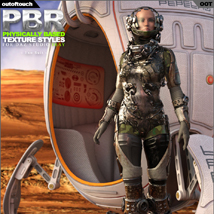 OOT PBR Texture Styles for EXO Suit image 4
