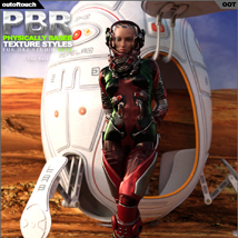 OOT PBR Texture Styles for EXO Suit image 5