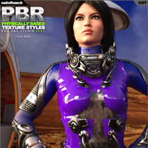 OOT PBR Texture Styles for EXO Suit image 7