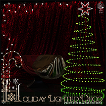 Holiday Lighted Deco image 3