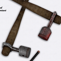 Wasteland Weapons 2: The Melees image 2