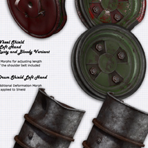 Wasteland Weapons 2: The Melees image 3