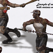 Wasteland Weapons 2: The Melees image 8