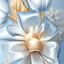 Moonbeam's Frosted Florals image 4