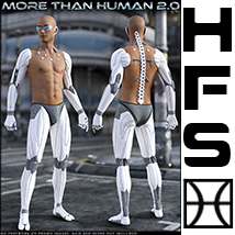 HFS More Than Human 2.0 Bundle image 1
