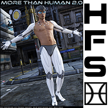 HFS More Than Human 2.0 Bundle image 3