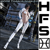 HFS More Than Human 2.0 Bundle image 4