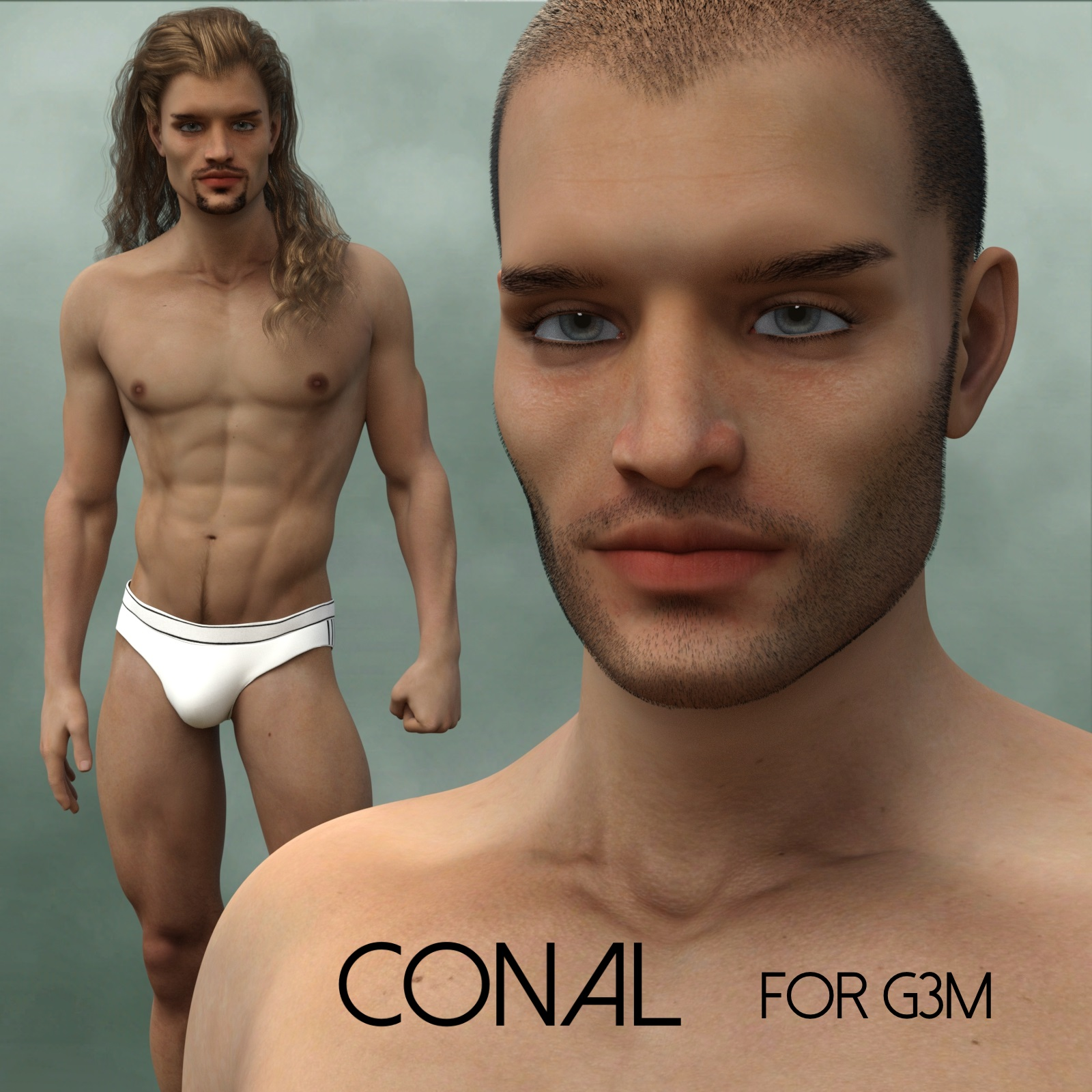Conal for Genesis 3 Male