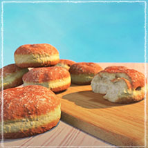 Photo Buffet: Cafe Pastries - Extended License image 2