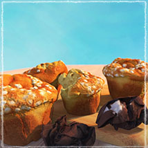 Photo Buffet: Cafe Pastries - Extended License image 4