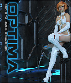 Optima Floors and Panels Daz Studio 3D Models Sveva