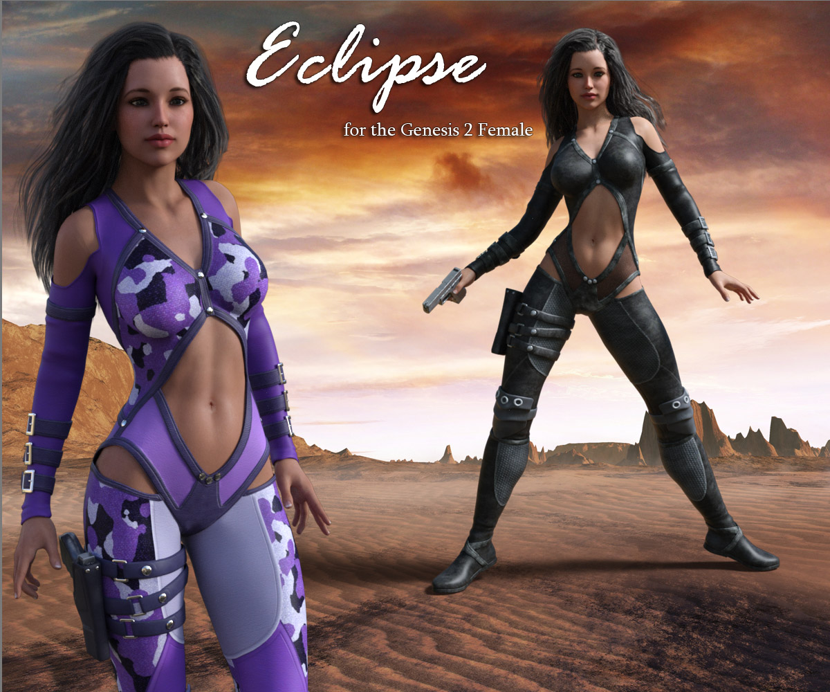 Eclipse Fantasy Clothing for G2F