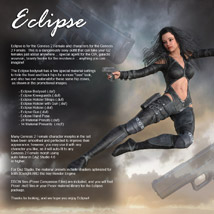 Eclipse Fantasy Clothing for G2F image 1