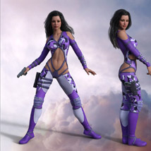 Eclipse Fantasy Clothing for G2F image 2