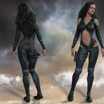 Eclipse Fantasy Clothing for G2F image 3