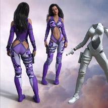 Eclipse Fantasy Clothing for G2F image 5