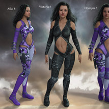 Eclipse Fantasy Clothing for G2F image 8