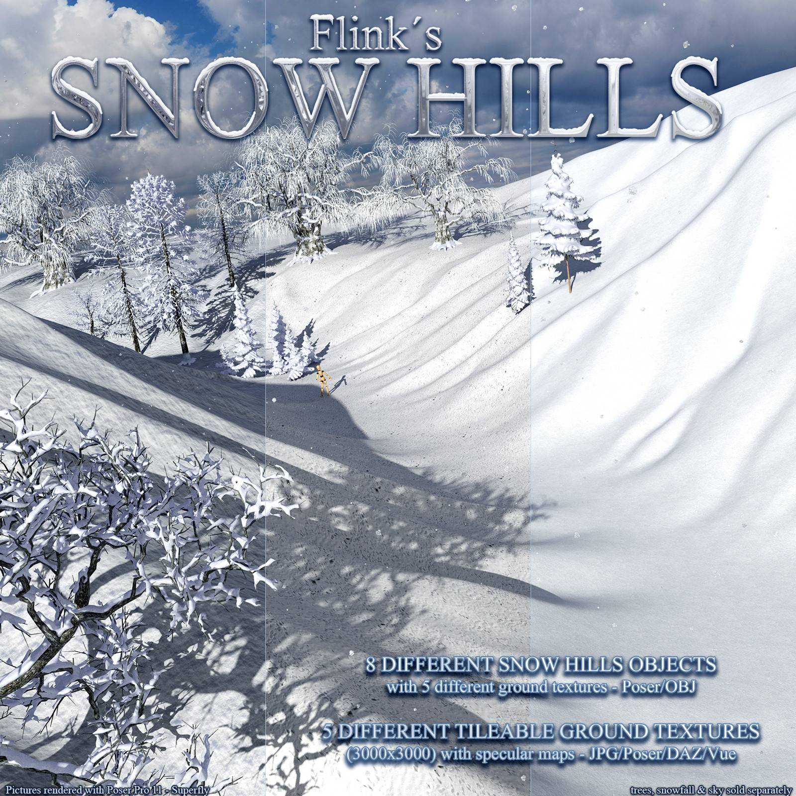 Flinks Snow Hills by Flink