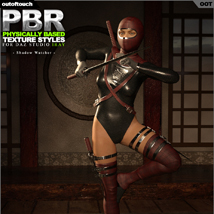 OOT PBR Texture Styles for Shadow Watcher image 2