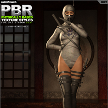 OOT PBR Texture Styles for Shadow Watcher image 4