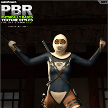 OOT PBR Texture Styles for Shadow Watcher image 5