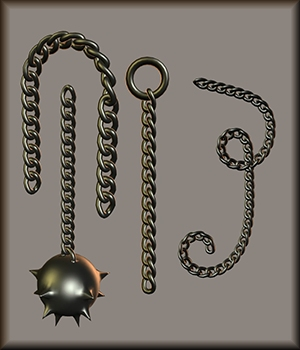 Rk Chains Pack II 3D Models kawecki