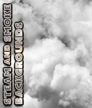 Steam and Smoke backgrounds 2D Graphics TheToyman