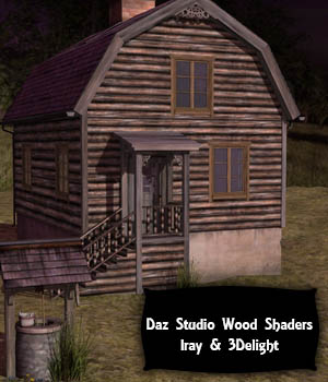 Daz Studio Wood Shaders And Merchant Resource 2D Graphics 3D Figure Assets Merchant Resources fictionalbookshelf