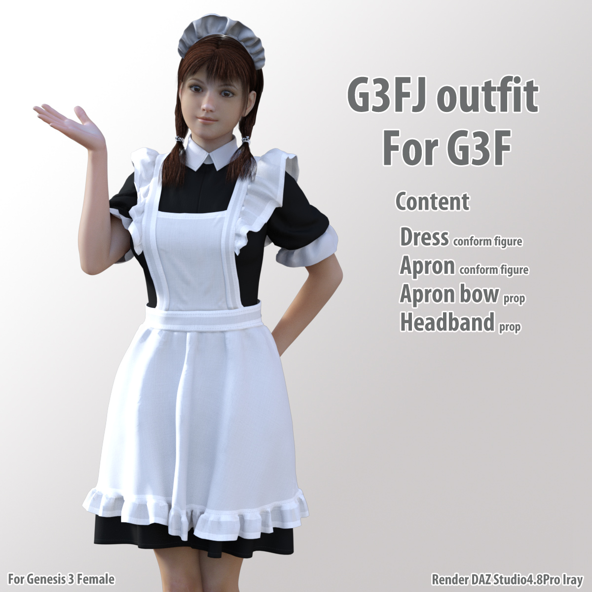 G3FJ outfit for G3F