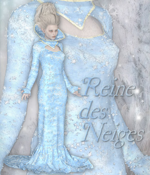 Reine des Neiges 3D Figure Essentials Tipol