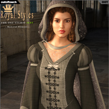OOT Royal Styles for Medieval Pribcess image 6