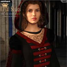 OOT Royal Styles for Medieval Pribcess image 7