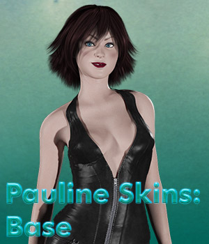 Pauline Skins Base 3D Figure Essentials Lyrra