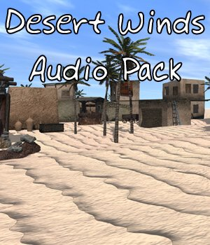 Desert Winds Audio Pack Software Gaming Extended Licenses VanishingPoint