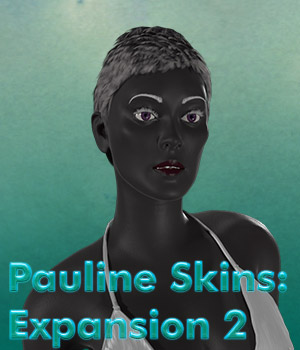 Pauline Skins Expansion 2 3D Figure Essentials Lyrra