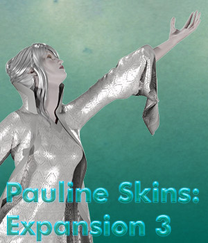 Pauline Skins Expansion 3 3D Figure Essentials Lyrra