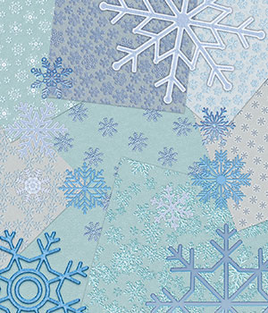 Let it Snow 2D Graphics Merchant Resources Atenais
