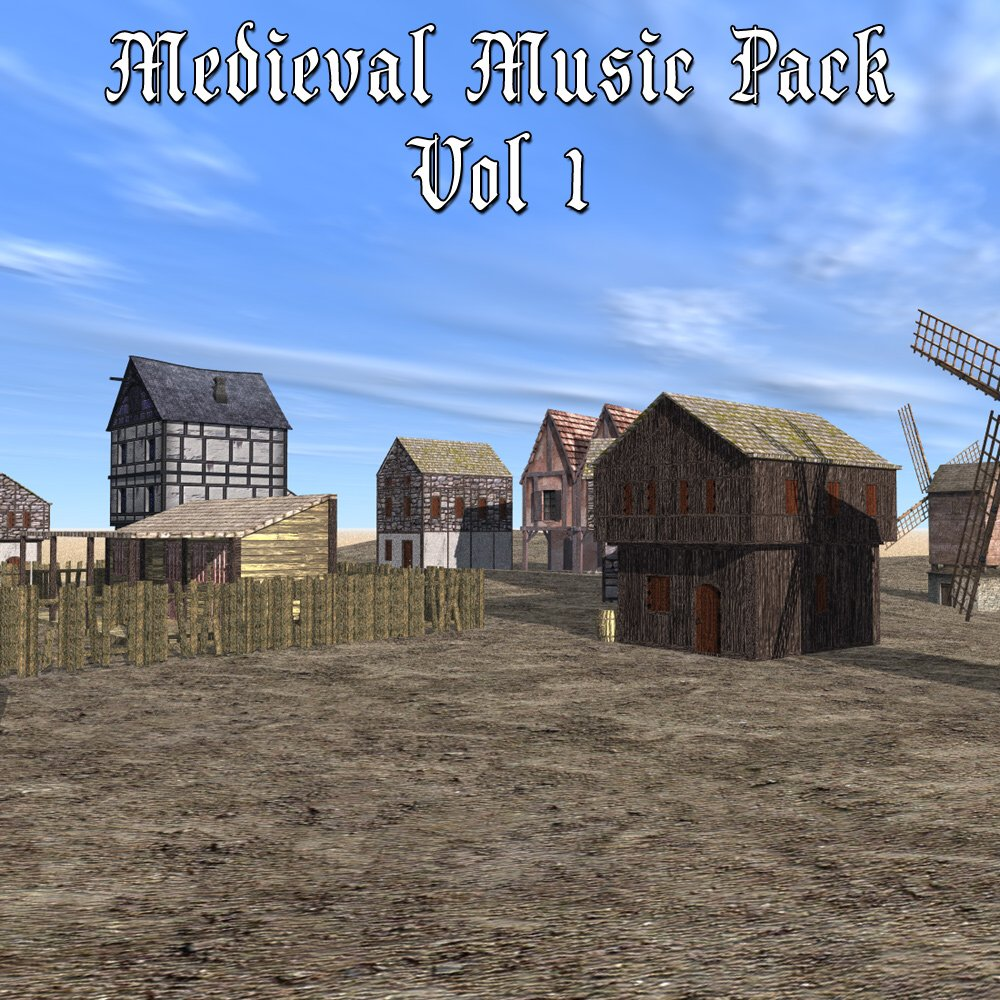 Medieval Music Pack Vol 1