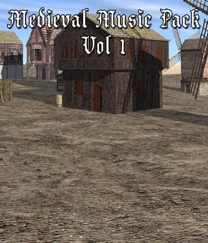 Medieval Music Pack Vol 1 Software Gaming Extended Licenses VanishingPoint
