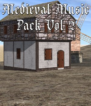 Medieval Music Pack Vol 2 Software Gaming Extended Licenses VanishingPoint