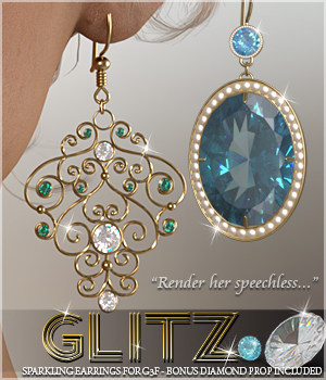 SV's Glitz Jewels 3D Figure Essentials Sveva