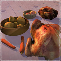 Photo Buffet: Holiday Turkey - Extended License image 5