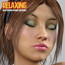 Relaxing - Expressions for G3V7 image 2