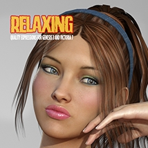 Relaxing - Expressions for G3V7 image 4