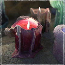Photo Props: Ancient Candles - Extended License image 1