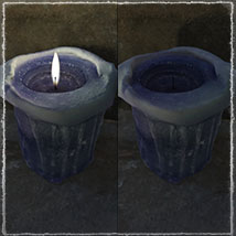 Photo Props: Ancient Candles - Extended License image 3